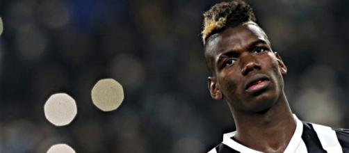 Paul Pogba volante da Juventus