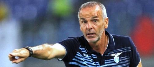 Stefano Pioli allenatore della Lazio