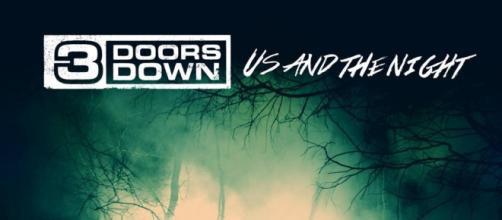 Us And The Night, o regresso dos 3 Doors Down