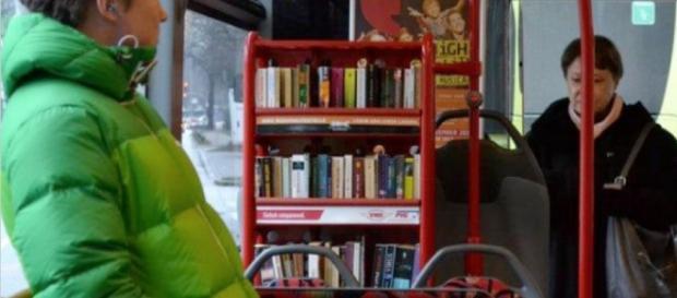 Busbook: libri a bordo degli autobus