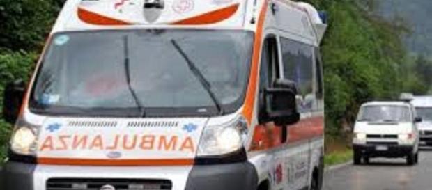 Calabria, incidente: tre feriti