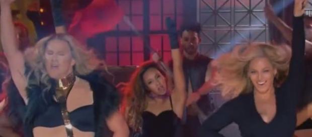 Channing Tatum imita a Beyoncé en Lip Sync Battle