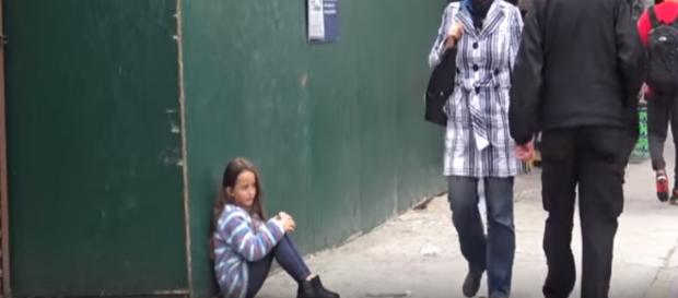 Equipe se surpreendeu com abordagem de pedófilo