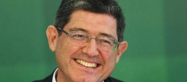 Ex - ministro da fazenda Joaquim Levy