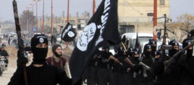 La brigata internazionale che compone l'ISIS
