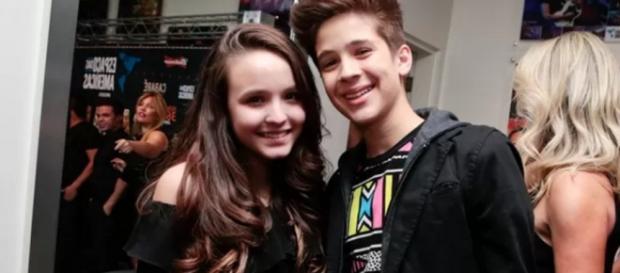 Larissa e João Guilherme - Foto/Reprodução: Google
