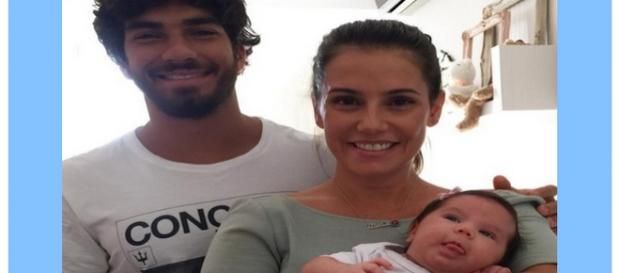 Marai Flor Deborah Seco e Hugo Moura
