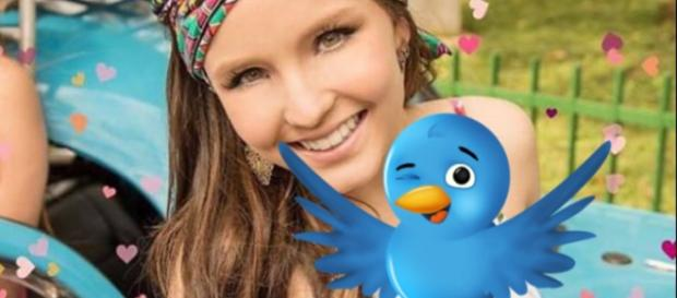 Nudes de Larissa Manoela vão parar no Twitter