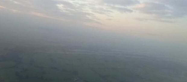 Ufo nei cieli di Manchester ripreso in un video