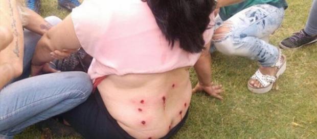 Vidal y su costumbre de usar la represión policial
