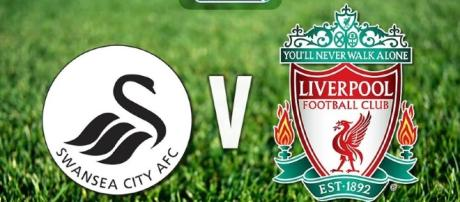 Swansea (1) x (2) Liverpool - 7ª rodada do 1º turno