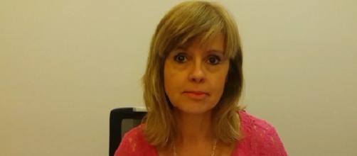 Montserrat Llor autora del libro 'Atrapados'