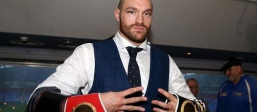 Petition · The BBC should remove homophobic Tyson Fury from Sports ... - change.org