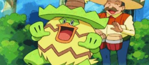 Pokémon basados en el gran país de México.