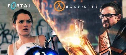 Portal vs Half-Life real world video: Prepare to be gravity gunned ... - pocket-lint.com
