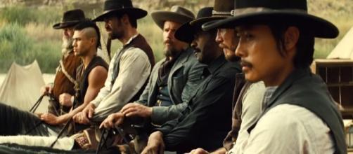 Sete Homens e Um Destino - Filme 2016