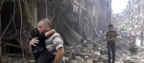 Siria, colpito un altro ospedale - FOTO - Panorama - panorama.it
