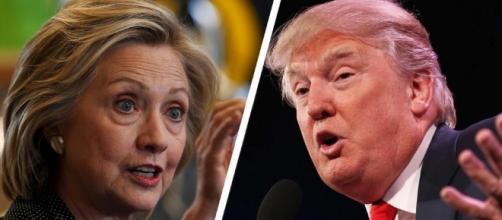 Trump incalza Clinton sul sexgate, ma spunta un suo video curioso