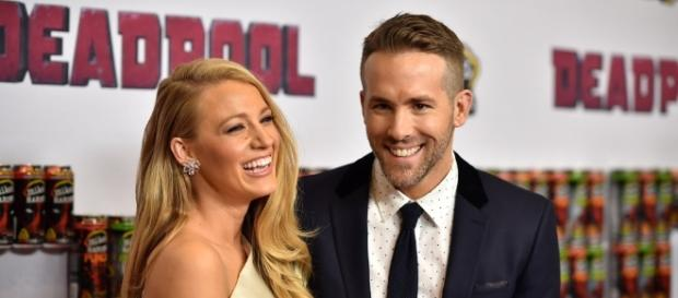 Blake Lively and Ryan Reynolds Couple Pictures | POPSUGAR Celebrity - popsugar.com