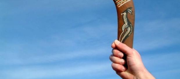 El antiquísimo boomerang fue un arma de guerra terrible