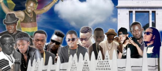 Ghana artistes for peaceful elections/By Echo Sounds & Nicholas Waigwa