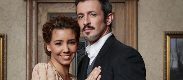 Il Segreto: crisi coniugale tra Emilia e Alfonso.