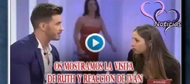 Iván deja el trono tras la visita de Ruth, vídeo del adelanto aquí