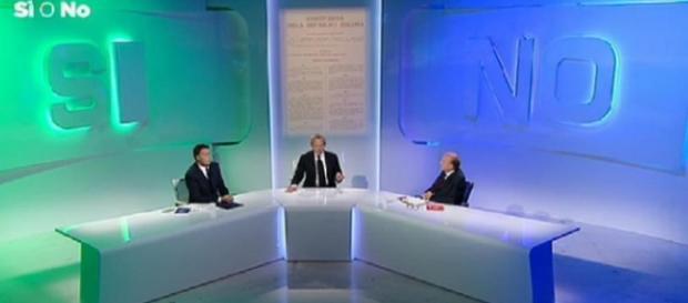 La sfida Tv tra Zagrebelsky e Renzi sul referendum.