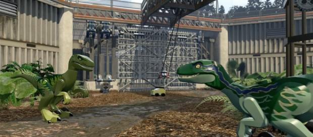 LEGO® Jurassic World™ - xbox.com