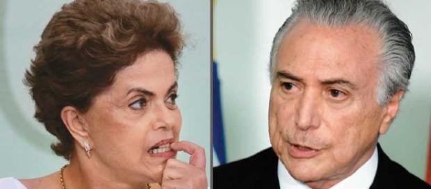 Michel herdou a crise econômica do governo de Dilma (Foto: Reprodução)