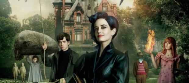 Miss Peregrine et les enfants Particuliers : nouvelle bande ... - braindamaged.fr