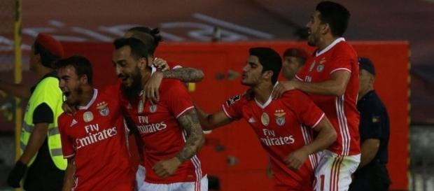O Benfica procura voltar à liderança isolada da Liga NOS
