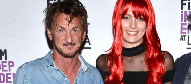 SEAN PENN, 56, IS DATING A 24-YEAR-OLD - Dish Nation - dishnation.com