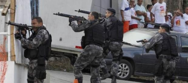 Tiroteio no Rio de Janeiro assusta a todos