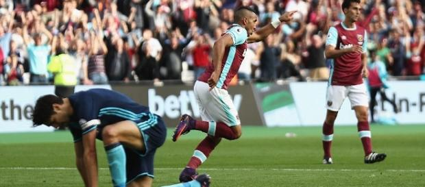 West Ham 1-1 Middlesbrough: Dimitri Payet lights up the London ... - anglenews.com
