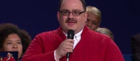 Debate questioner Kenneth Bone becomes internet star | KUTV - kutv.com
