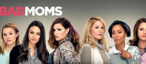Bad Moms - trama e cast completo