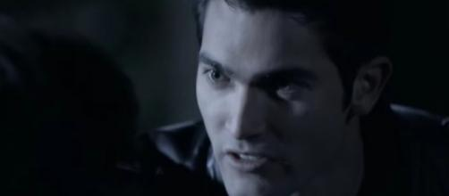 "Derek (Tyler Hoechlin) in ""Teen Wolf""/Photo via screencap, ""Teen Wolf"""