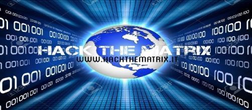 Hack the Matrix, logo Facebook di Sergio Tracchi.