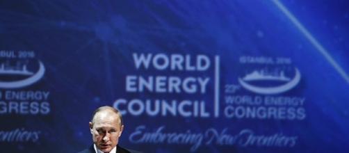 Il Presidente Putin al World Energy Council, Istanbul