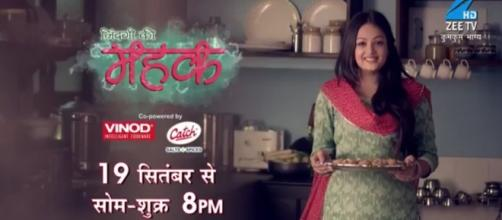 Zindagi ki Mehek Premiere Episode 1 - 19th September 2016 Zee Tv ... - mehek.net