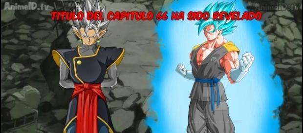 Blackmasu vs Veggeto en el futuro