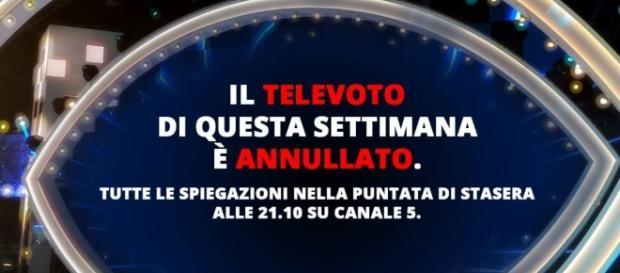 Grande Fratello Vip: televoto annullato, Clemente Russo e Stefano ... - bitchyf.it