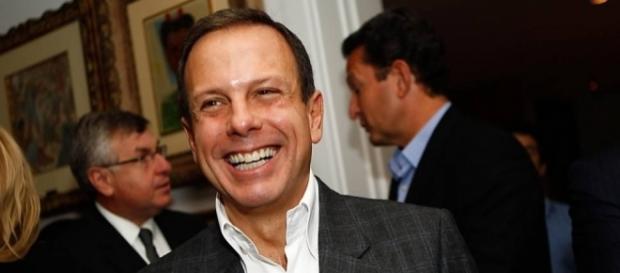 João Dória, prefeito eleito de São Paulo, em destaque.