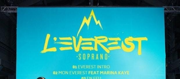 """Le nouvel album de Soprano """"L'Everest"""""""