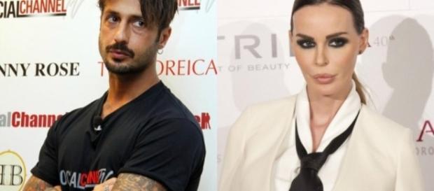 Nina Moric ha attaccato Fabrizio Corona subito dopo la notizia del suo arresto