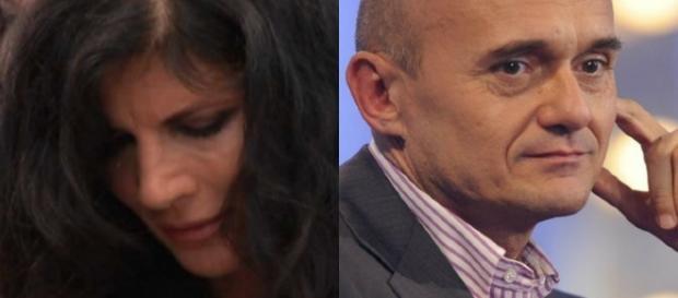 Pamela in studio ha litigato con Alfonso Signorini
