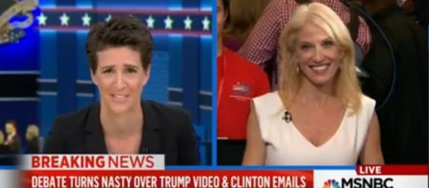 kellyanne conway is in it for the duration with donald trump until