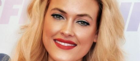 'DWTS' pro Peta Murgatroyd shut down rumors linking fiance Maks Chmerkovskiy with Amber Rose. Glenn Francis, www.PacificProDigital.com/Wikimedia