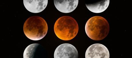 Eclipse de notre astre lunaire